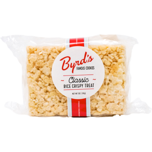 Byrd's Classic Rice Crispy Treat