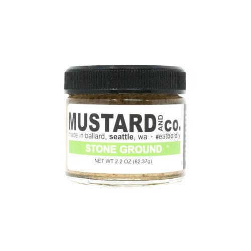 Stone Ground Mini Mustard