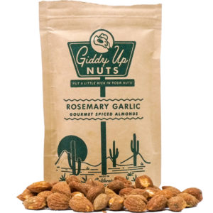 Giddy Up Nuts Rosemary Garlic Nuts 2 oz