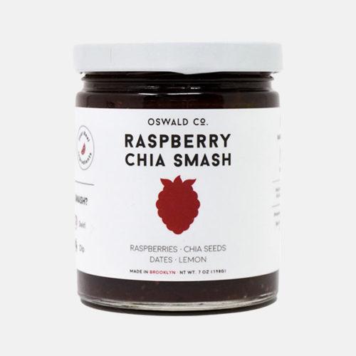 Raspberry Chia Smash