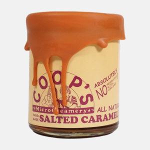 Coop's Salted Caramel Sauce 10.6 oz