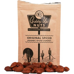 Original Spiced Almonds