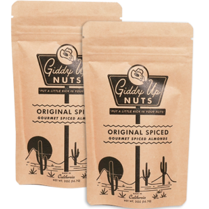 2x spiced nuts
