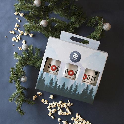 Winter Wonderland food gift