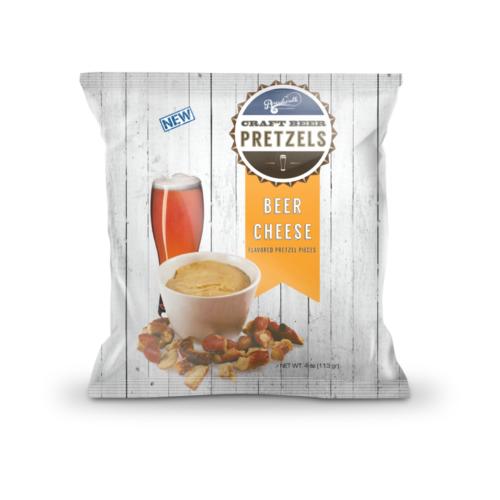 Beer Cheese Flavored Pretzels (4 oz)