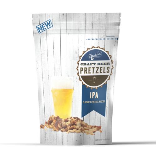 IPA Beer Flavored Pretzels (8 oz)