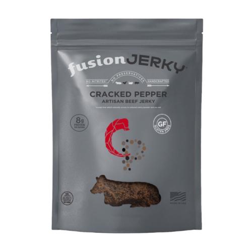 Cracked Pepper Jerky (1 oz)