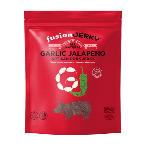 Garlic Jalapeno Jerky (1 oz)