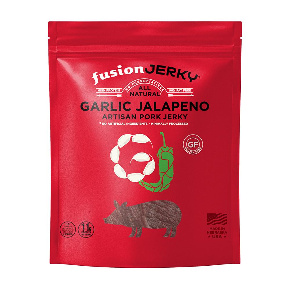 Garlic Jalapeno Jerky (2.75 oz)