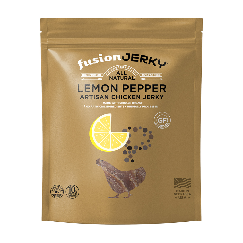 Lemon Pepper Jerky (2.75 oz)