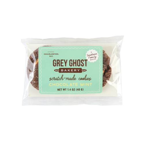 Chocolate Mint Cookies (2-pack)