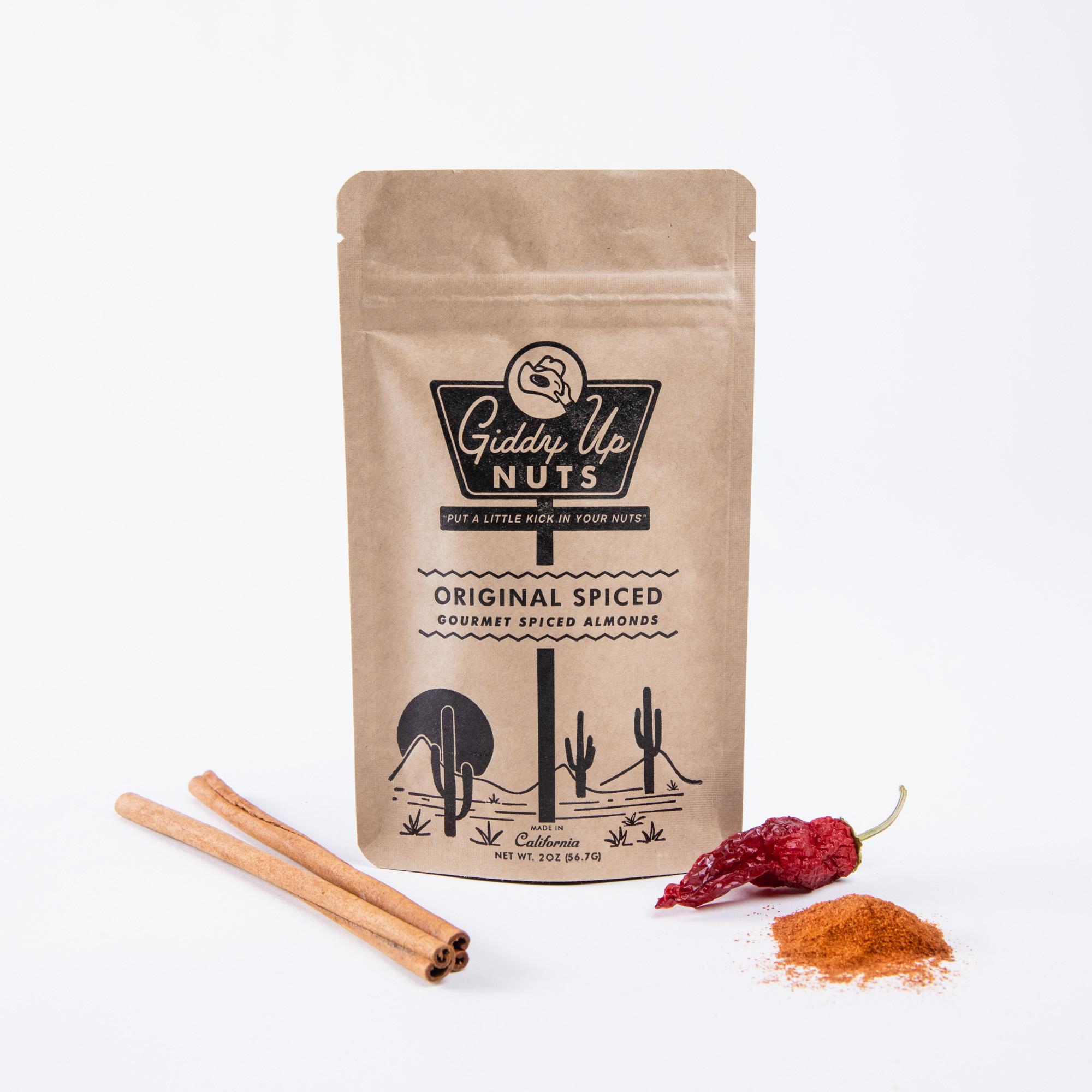 Original Spiced Almonds (2 oz)