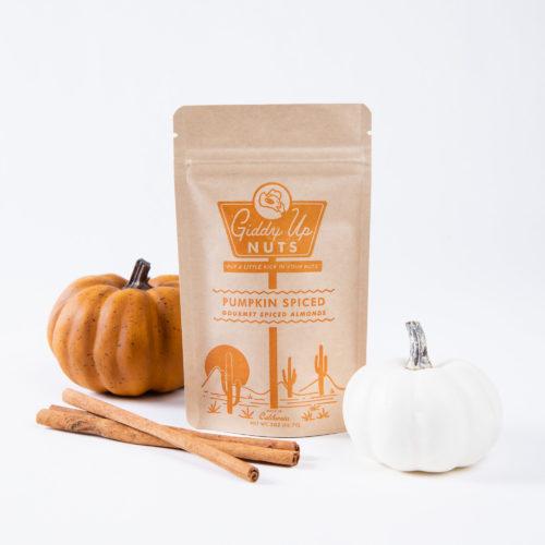 Pumpkin Spice Almonds (2 oz)