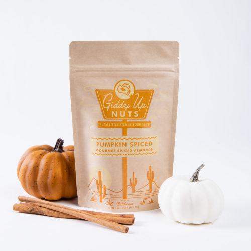 Pumpkin Spice Almonds (6 oz)