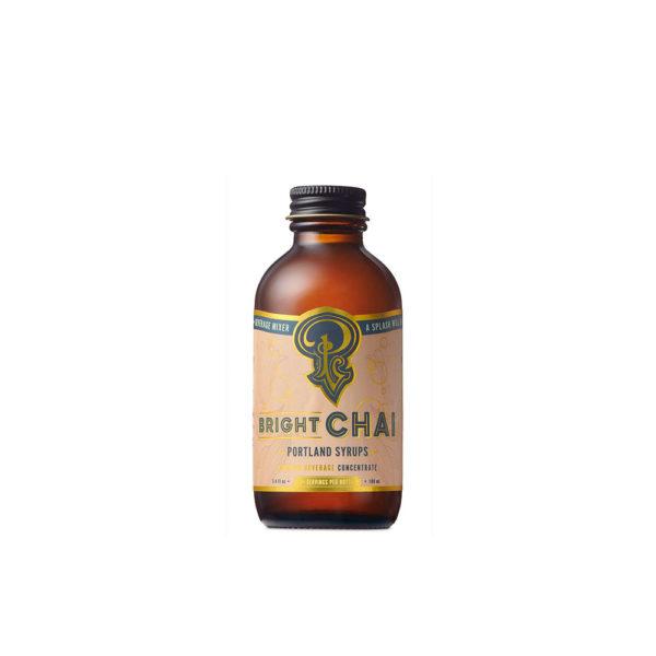Bright Chai Syrup (3.4 Oz)