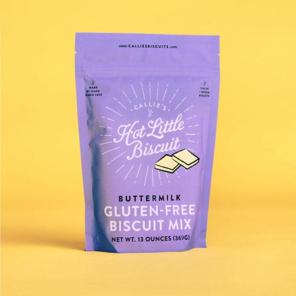 Gluten-Free Biscuit Mix