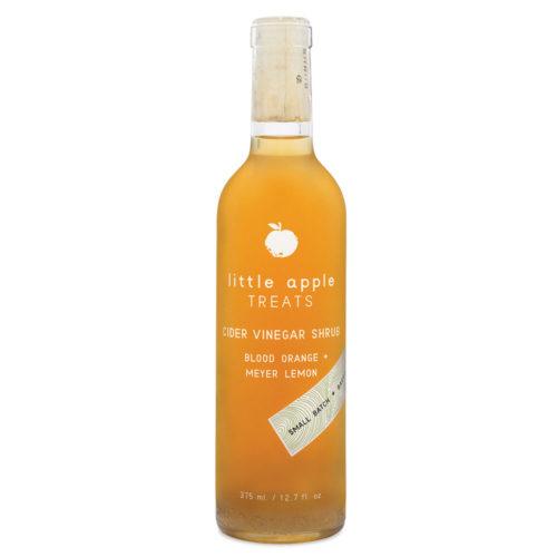 Blood Orange + Meyer Lemon Shrub (12.7 oz)