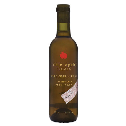 Apple Cider Vinegar with Tarragon + Anise Hyssop (12.7 oz)