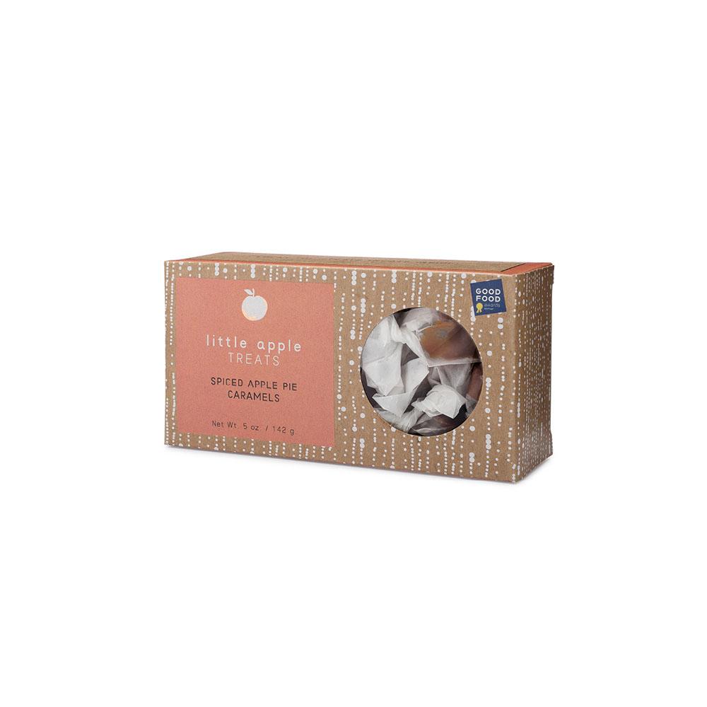 Spiced Apple Pie Caramels Box (5 oz)