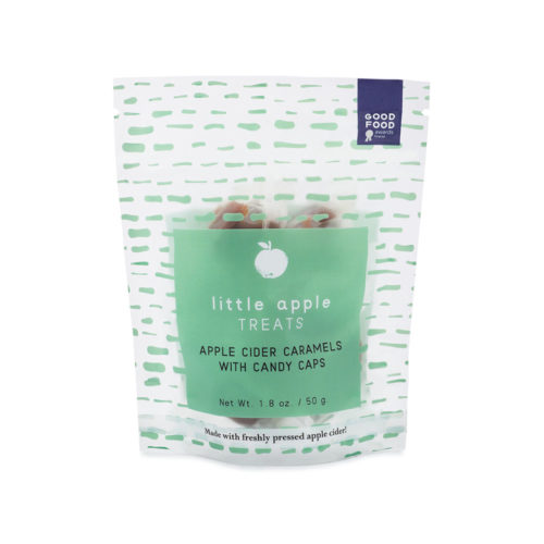 Apple Cider with Candy Caps Caramels (1.8 oz)