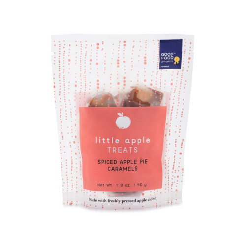 Spiced Apple Pie Caramels (1.8 oz)
