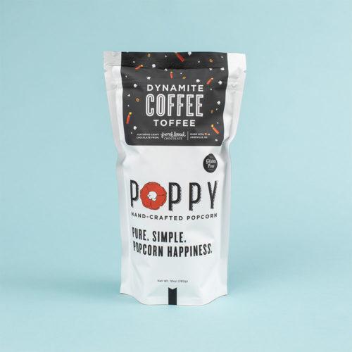 Dynamite Coffee Toffee Market Bag (10 oz)
