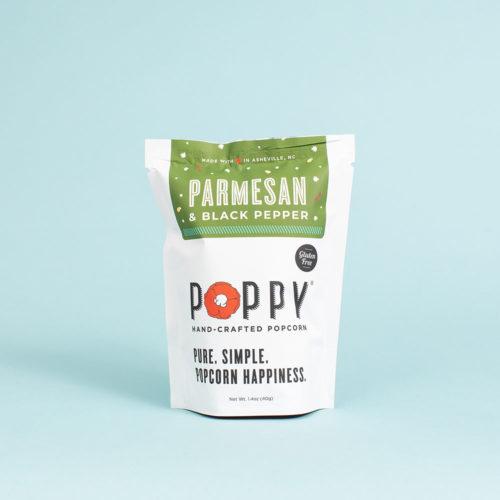 Parmesan & Black Pepper Snack Bag (1.4 oz)