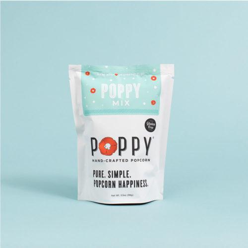 Poppy Mix Snack Bag (3.5 oz)