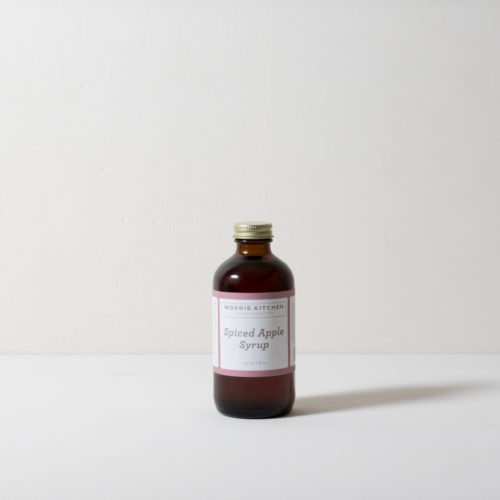 Spiced Apple Cocktail Syrup (8 oz)