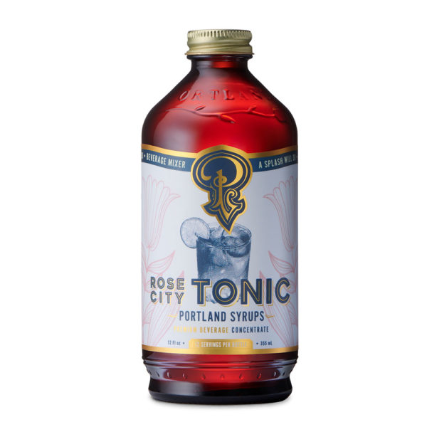 Rose City Tonic Concentrate (12 Oz)