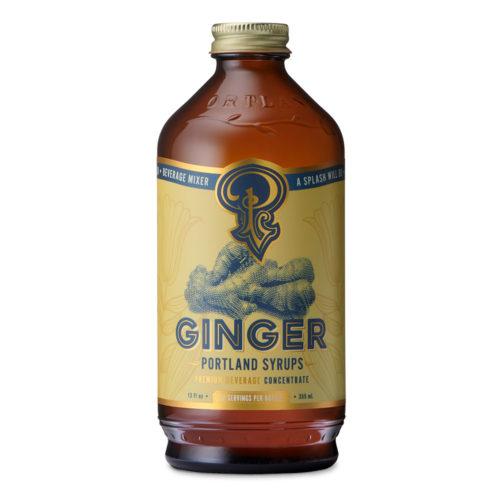 Ginger Syrup (12 Oz)