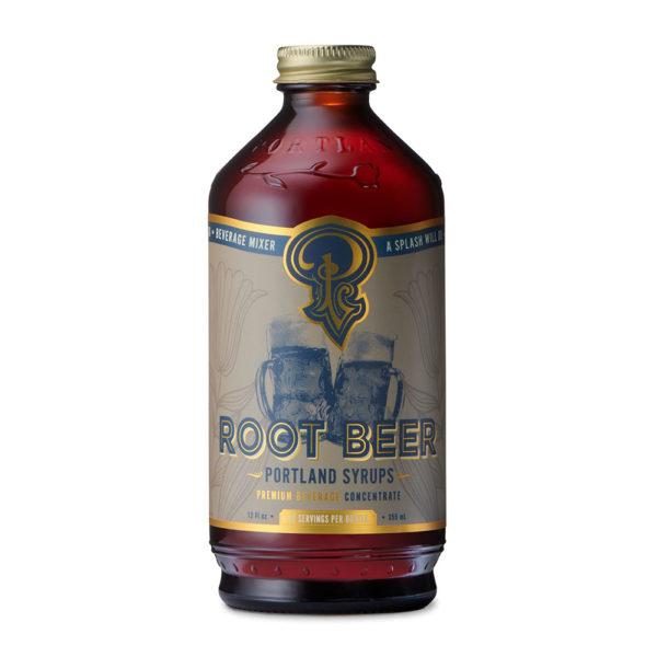 Root Beer Syrup (12 Oz)