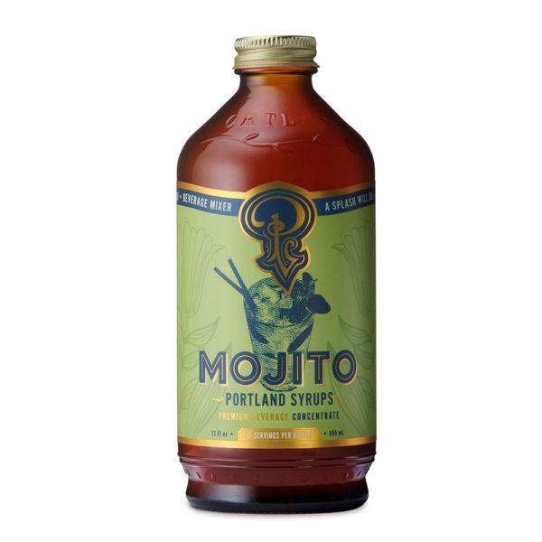 Mojito Syrup (12 Oz)