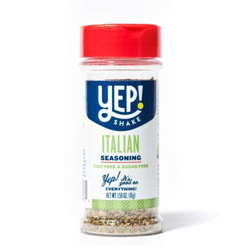 Yep! Shake Italian Seasoning