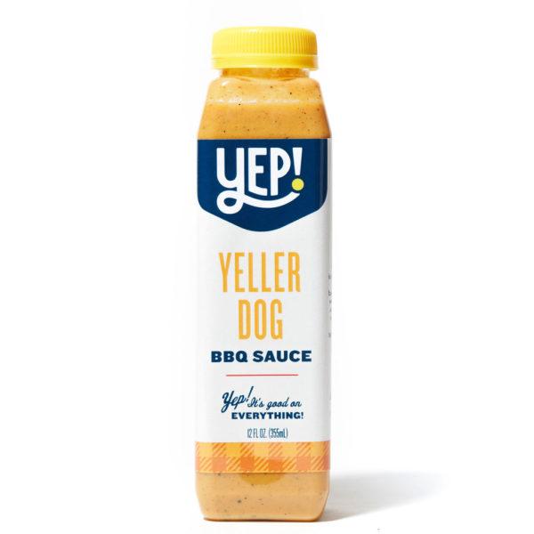 Yep! Yeller Dog Bbq Sauce