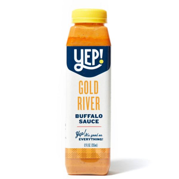 Yep! Gold River Buffalo Sauce