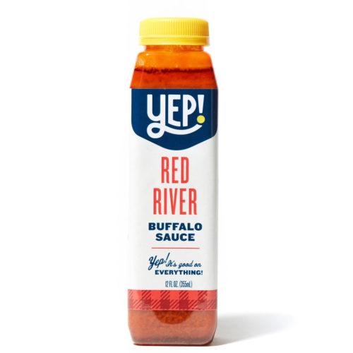 Yep! Red River Buffalo Sauce