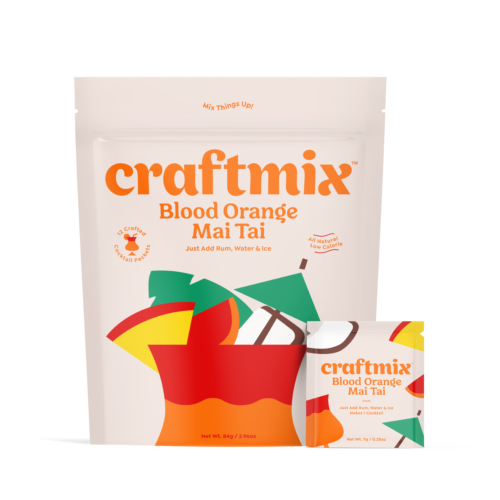 Craftmix Blood Orange Mai Tai (12 Pack)