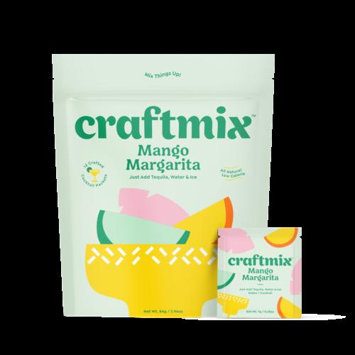 Craftmix Mango Margarita (12 Pack)