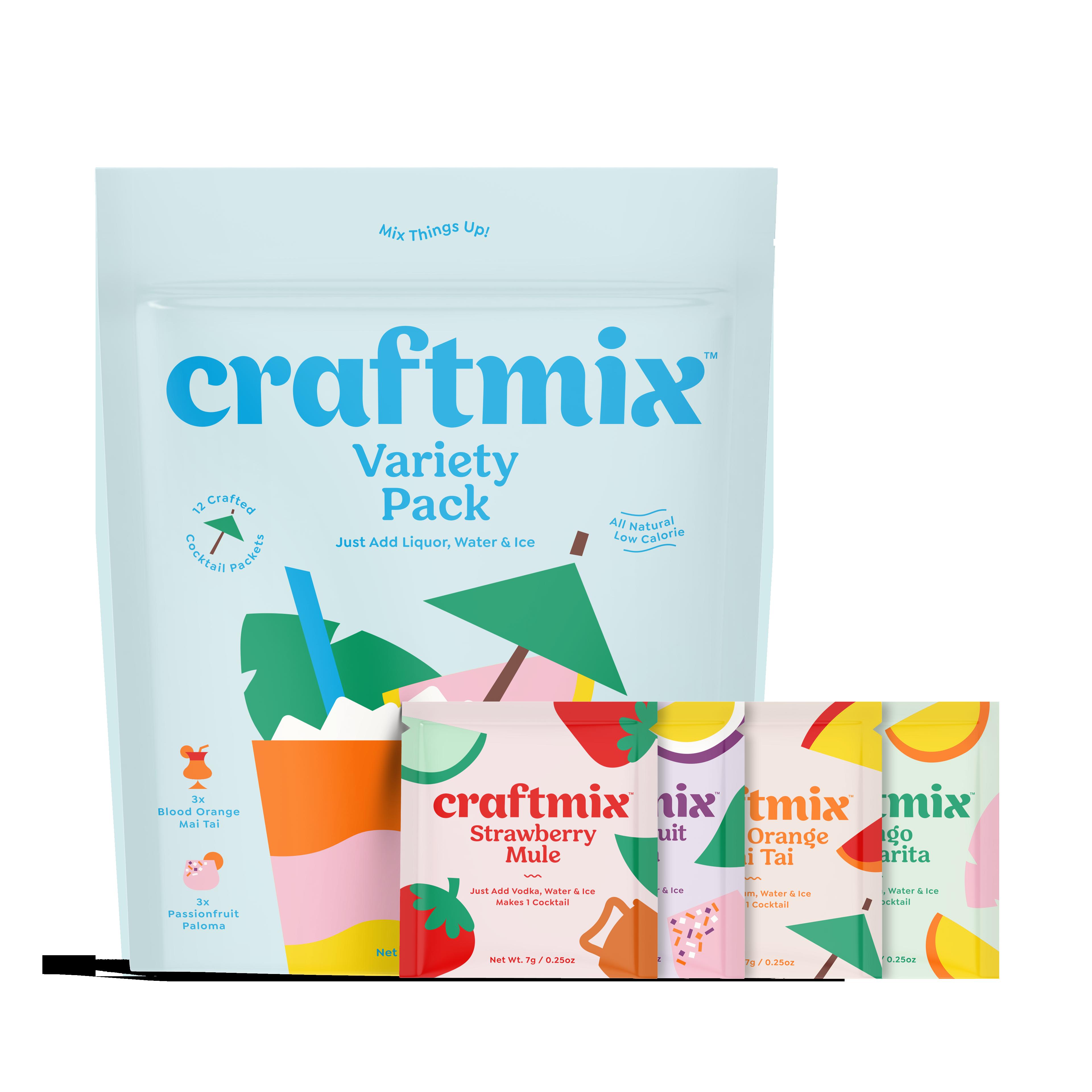 Craftmix Variety (12 Pack)